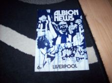 West Bromwich Albion v Liverpool, 1972/73